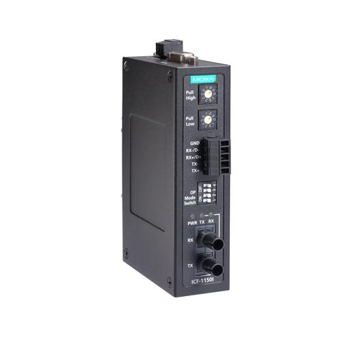 Moxa ICF-1150-M-ST-IEX - Convertisseur série vers fibre optique