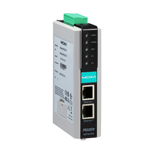 Moxa MGate EIP3270 - Passerelle EtherNet/IP vers DF1