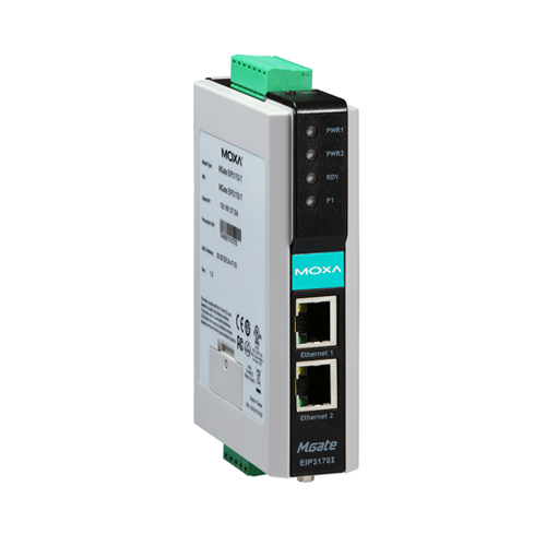Passerelle EtherNet/IP vers DF1 Moxa MGate EIP3170