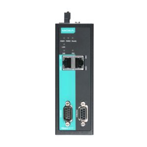 Moxa MGate 5111 - Passerelle Modbus / Profinet / EtherNet/IP vers Profibus