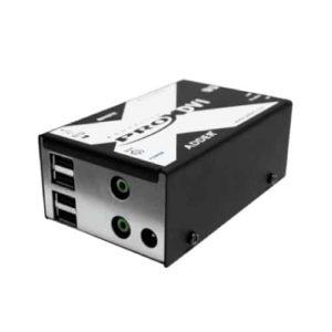 ADDERLink X-DVI PRO MS - Prolongateur KVM