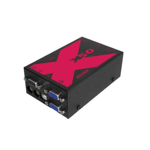 AdderLink X50 MS - Prolongateur KVM