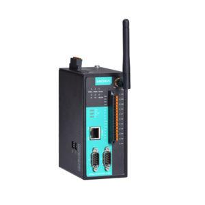 Moxa NPort IAW5250A-12I/O - Serveur de périphériques série sans fil