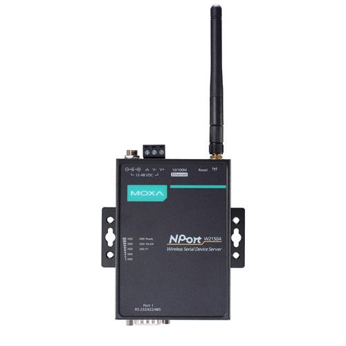 Moxa NPort W2150A - Serveur de périphériques série sans fil