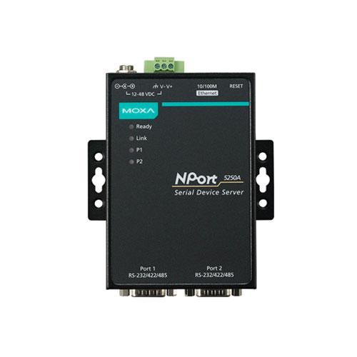 Moxa NPort 5250A - Serveur de périphériques série