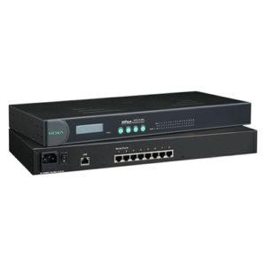 Moxa NPort 5650-8-HV-T - Serveur de périphériques série