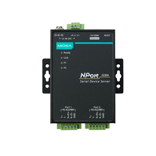 Moxa NPort 5230A - Serveur de périphériques série RS-422/485