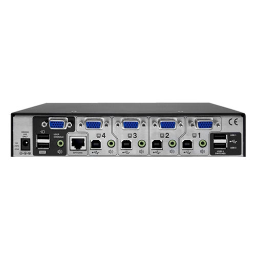 ADDERView 4 PRO VGA - Switch KVM VGA