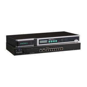 Moxa NPort 6650-8-48V - Serveur de terminaux