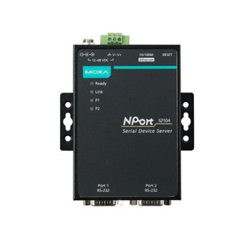Moxa NPort 5210A - Serveur de périphériques série