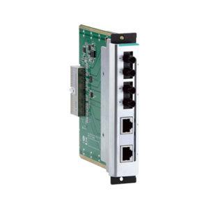 Moxa CM-600-2MST/2TX - Module Fast Ethernet