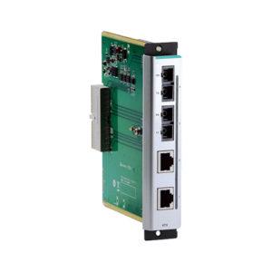 Moxa CM-600-2SSC/2TX - Module Fast Ethernet