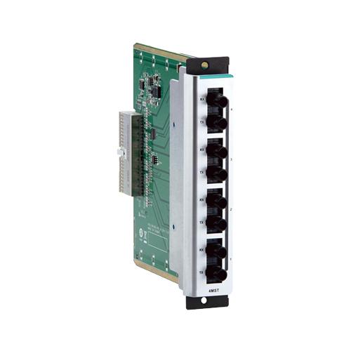 Moxa CM-600-4MST - Module Fast Ethernet