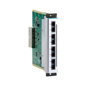 Moxa CM-600-4SSC - Module Fast Ethernet.
