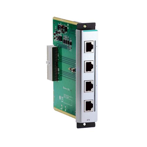 Moxa CM-600-4TX - Module Fast Ethernet