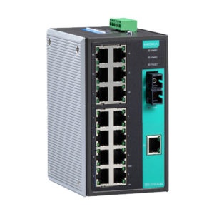 Moxa EDS-316-S-SC - Switch Ethernet non manageable