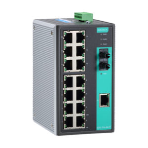 Moxa EDS-316-M-ST - Switch Ethernet non manageable