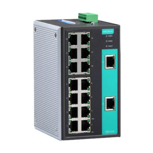 Moxa EDS-316 - Switch Ethernet non manageable