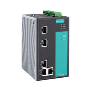 Moxa EDS-505A - Switch Ethernet manageable
