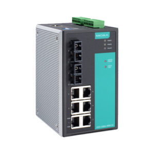 Moxa EDS-508A-SS-SC - Switch Ethernet manageable