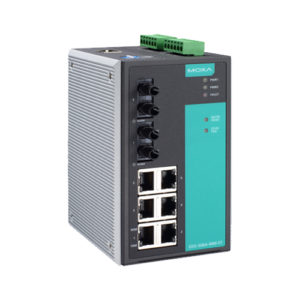 Moxa EDS-508A-MM-ST - Switch Ethernet manageable