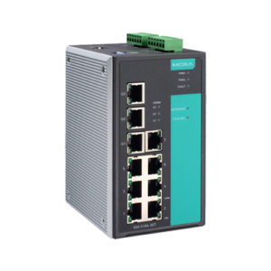 Moxa EDS-510A-3GT - Switch Ethernet manageable