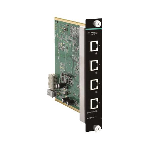 Moxa IM-G7000A-4GTX - Module Gigabit Ethernet