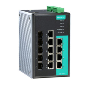 Moxa EDS-G509 - Switch Gigabit Ethernet manageable