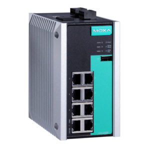 Moxa EDS-G508E - Switch Gigabit Ethernet manageable