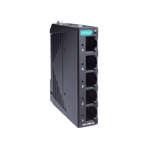 Moxa EDS-2005-EL - Switch Ethernet non manageable