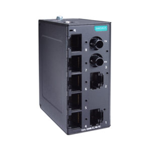 Moxa EDS-2008-EL-M-ST - Switch Ethernet non manageable
