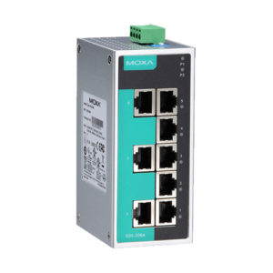 Moxa EDS-208A - Switch Ethernet non manageable