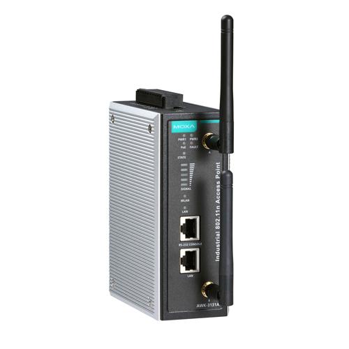 Point d'accès sans fil Moxa AWK-3131A