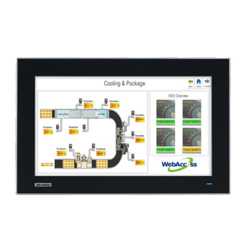 """Advantech FPM-7151W Écran tactile industriel capacitif industriel de 21.5"""""""
