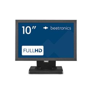 """Écran industriel Full HD 10"""" en métal"""