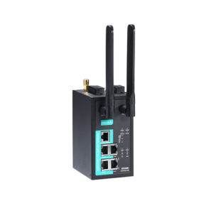 Moxa OnCell G3470A-LTE - Passerelle cellulaire  2G/3G/4G LTE