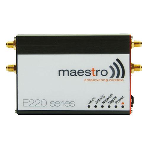 Lantronix E220 - Routeur cellulaire 3G/4G LTE