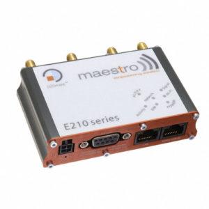 Lantronix E210 - Routeur cellulaire 3G/4G LTE