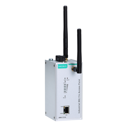 Moxa AWK-1131A - Point d'accès Wifi/Pont Wifi/Wifi Client