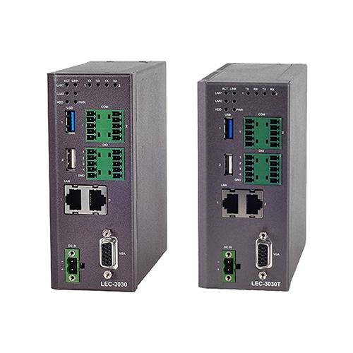 Lanner LEC-3030 - PC industriel