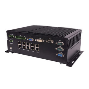 Lanner V6S - PC industriel embarqué fanless